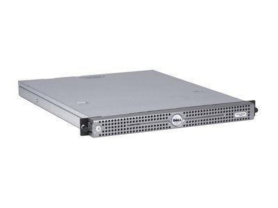 Server Dell PowerEdge R200 (1x Quad Core X3320 2.5GHz, Ram 4GB, HDD 250GB, PS 345Watts)