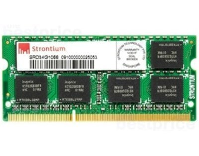 Strontium DDR3 4GB Bus 1066MHz SODIMM for Notebook
