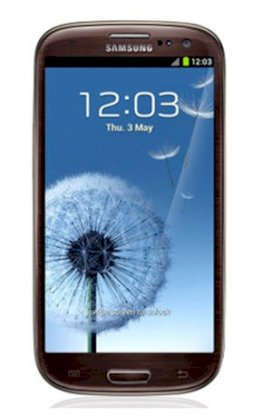 Samsung I9300 (Galaxy S III / Galaxy S 3) 32GB Amber Brown
