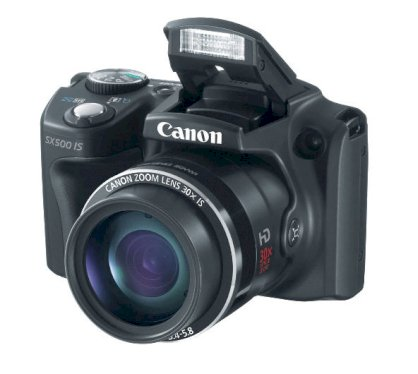 Canon PowerShot SX500 IS - Mỹ / Canada