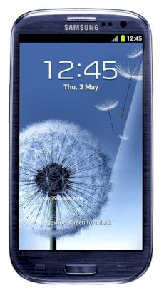 Samsung I9305 (Galaxy S III / Galaxy S 3/ GT-I9305) 32GB Pebble Blue