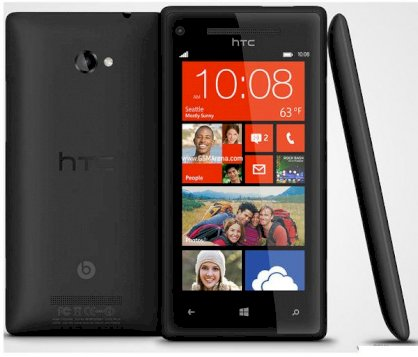 HTC Windows Phone 8X (HTC Accord) Black