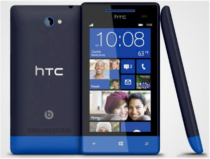 HTC Windows Phone 8S Atlantic Blue