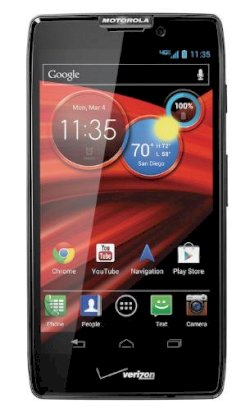 Motorola DROID RAZR MAXX HD (For Verizon)