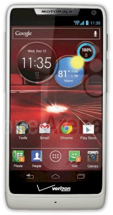 Motorola DROID RAZR M White (For Verizon)