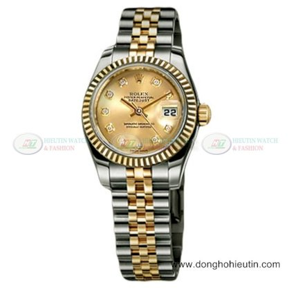 Đồng hồ Rolex Oyster Perpetual Lady-Datejust (đồng hồ nữ) - Mẫu 35