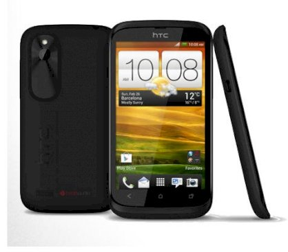 HTC Desire V T328w (HTC Wind) Black