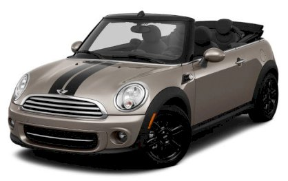 Mini Cooper Convertible 1.6 MT 2013
