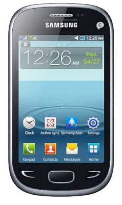 Samsung Star Deluxe Duos S5292 Black