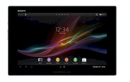 Sony Xperia Tablet Z (Qualcomm Snapdragon APQ8064 1.5GHz, 2GB RAM, 32GB Flash Driver, 10.1 inch, Android OS 4.1.2) Wifi, 4G Mode Black