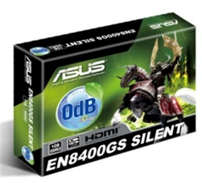 ASUS 1GB DDR2 8400GS (EN8400GS SILENT/DI/1GD2)