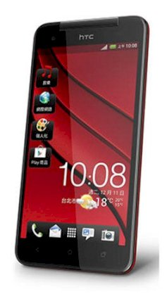 HTC Butterfly X920e (HTC Deluxe) Red