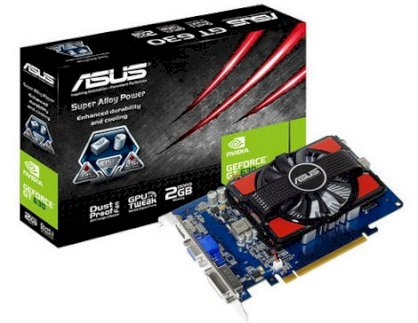 ASUS ENGT630-2GD3 (NVIDIA GeForce GT 630, DDR3 2GB, 128bits, PCI-E 2.0)