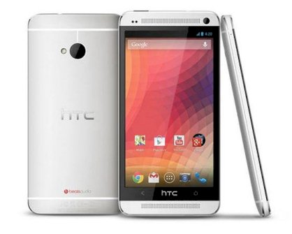HTC One Google Edition White