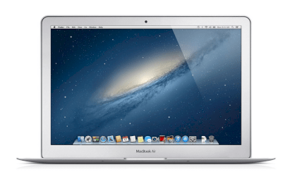 Apple MacBook Air (MD712LL/A) (Mid 2013) (Intel Core i5-4250U 1.3GHz, 4GB RAM, 256GB SSD, VGA Intel HD Graphics 5000, 11.6 inch, Mac OS X Lion)