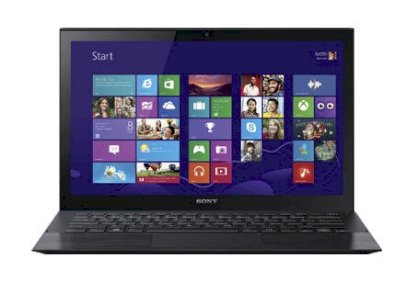 Sony Vaio Pro 13 SVP-1321BPX/B (Intel Core i7-4500U 1.8GHz, 8GB RAM, 512GB SSD, VGA Intel HD Graphics 4400, 13.3 inch Touch Screen, Windows 8 Pro 64 bit)