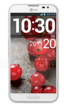 LG Optimus G Pro F240 32GB White (For Korea)