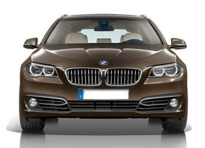 BMW Series 5 Touring 525d 2.0 MT 2014