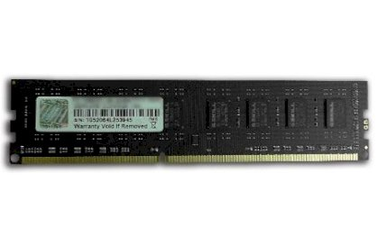 G.SKILL NS (F3-1600C11S-4GNS) - DDR3 - 4GB - Bus 1600MHz - PC3 12800