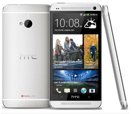 HTC One (HTC M7) 16GB Silver