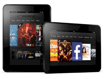 Nơi bán Amazon Fire HD tốt nhất, so sánh Amazon Kindle Fire