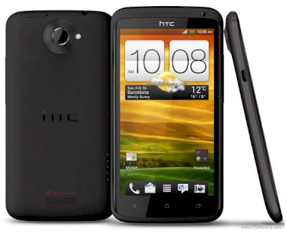 HTC One X S720E (HTC Endeavor/ HTC Supreme/ HTC Edge) 16GB Black