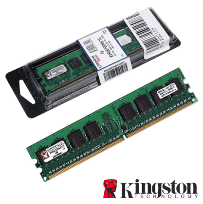 Kingston DDRAM II 1GB  Bus 800Mhz (PC2-6400)