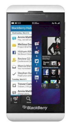 BlackBerry Z10 (STL100-2) White