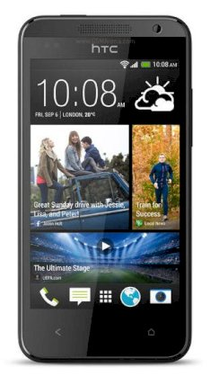 HTC Desire 300 (HTC Zara Mini) Black
