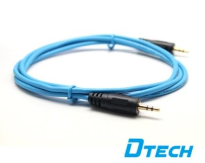 Jack 3.5mm to 3.5mm Dtech DT-6221