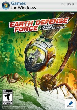 Earth Defense Force: Insect Armageddon (PC)