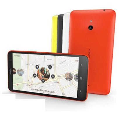 Nokia Lumia 1320 (Nokia Batman/ RM-994) Phablet Red