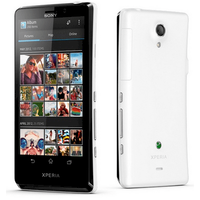 Sony Xperia T (LT30i) Silver