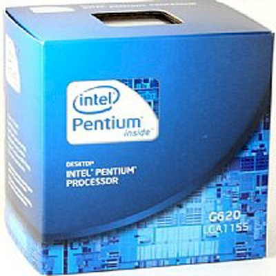 Intel Celeron Processor G1620 (2M Cache, 2.70 GHz)