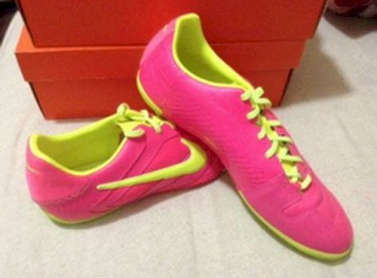 Nike5 Elastico Pro - Indoor Shoes - Pink - US 11