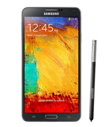 Samsung Galaxy Note 3 (Samsung SM-N9006 / Galaxy Note III) 5.7 inch Phablet 16GB Black