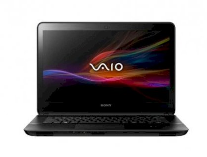 Sony Vaio Fit 14E SVF-1421PSG/B (Intel Pentium 2117U 1.8GHz, 2GB RAM, 500GB HDD, VGA Intel HD Graphics, 14 inch, Windows 8 64 bit)