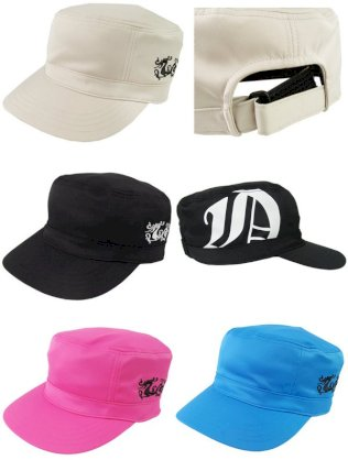 Dance With Dragon DWD 2012 Spring Summer Model Same Camouflage Cap