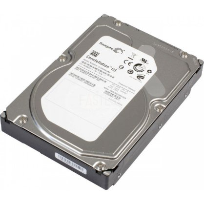 Seagate Constellation ES.3 1TB - 7200 RPM - 128MB - SAS 6.0Gb/s