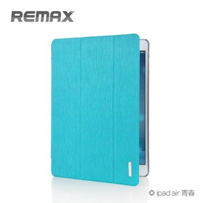 Remax Youth Case for iPad Air màu xanh