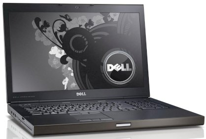 Dell Precision M4800 (Intel Core i7-4900MQ 2.8GHz, 16GB RAM, 256GB SSD, VGA NVIDIA Quadro K1100M, 15.6 inch, Windows 8 64 bit)