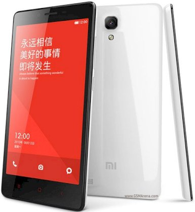 Xiaomi Redmi Note (1GB Ram) White