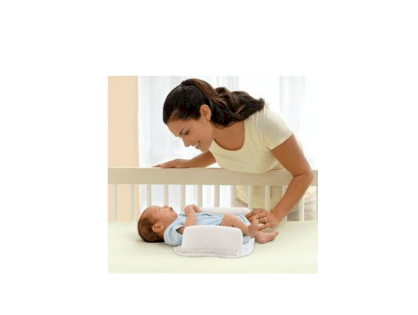 Gối hỗ trợ tư thế nằm ngửa cho bé Summer Infant Mother's Touch Sleep Positioner 91000