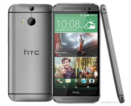 HTC One (M8) (HTC M8/ HTC One 2014) 16GB Gray EMEA Version