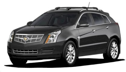 Cadillac SRX Premium 3.6 AT AWD 2014