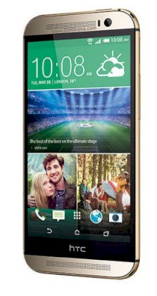 HTC One (M8) (HTC M8/ HTC One 2014) 16GB Gold AT&T Version