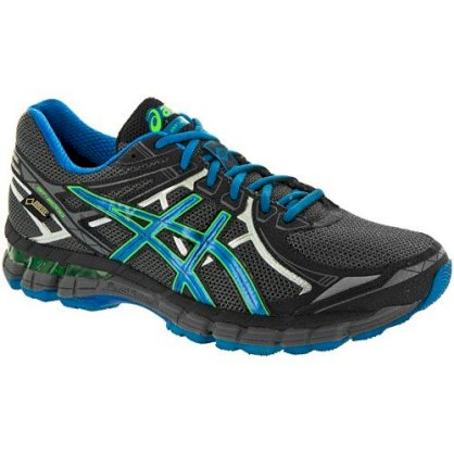 ASICS GT-2000™ 2 GTX Men's Storm/Green Gecko/Lightning