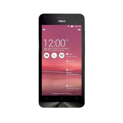 Asus Zenfone 5 A500KL 16GB (2GB RAM) Cherry Red for Europe