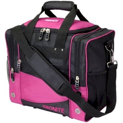 Ebonite Impact Single Bright Pink Bowling Bag