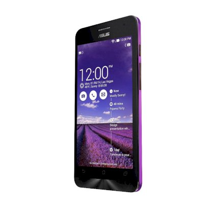 Asus Zenfone 5 A500KL 32GB (2GB RAM) Twilight Purple for Europe